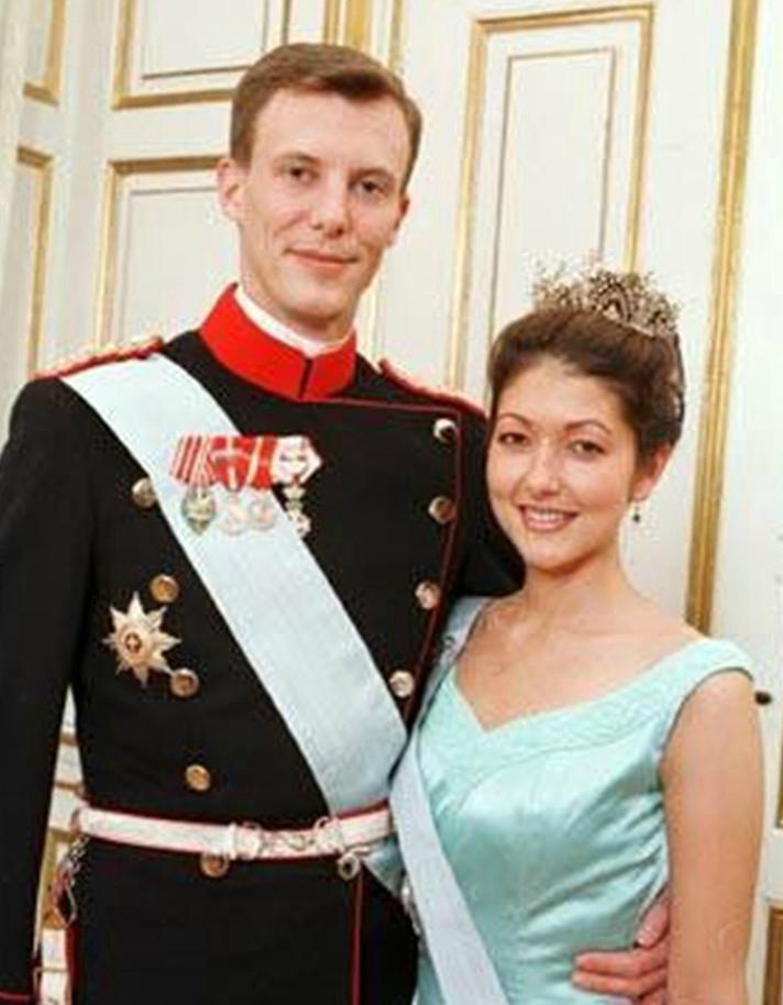 文雅丽王妃_第八名:前丹麦王妃文雅丽