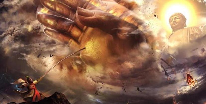 西游記中最神秘人物,孫悟空的師父,菩提祖師其實是如來佛祖!圖片