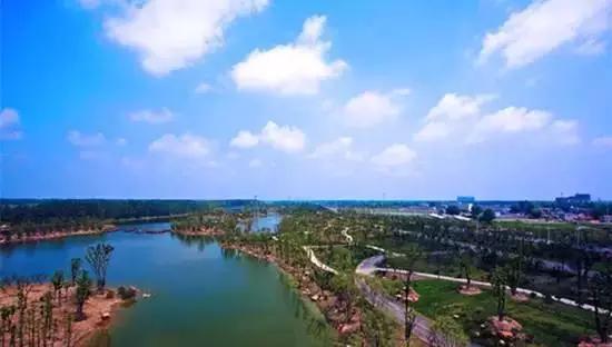 阜阳同性公园_这里的风景 来阜阳,绝对不能错过的地方 颍上张庄公园 阜阳三角洲