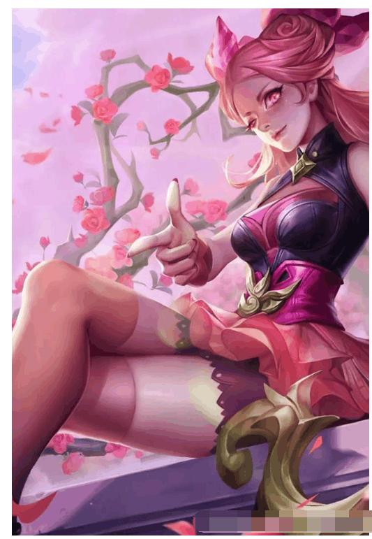孙尚香蔷薇恋人内裤图_大小姐 蔷薇恋人