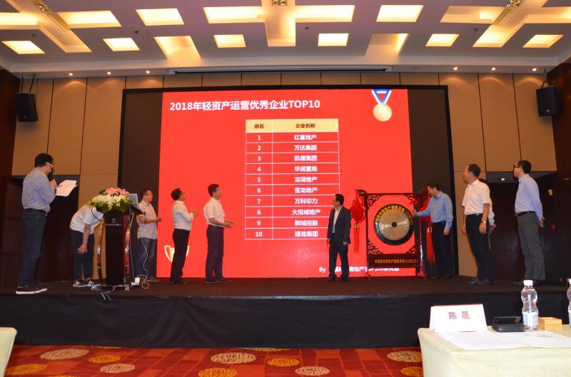 2018中国商业地产百强排名发布,万达、红星、