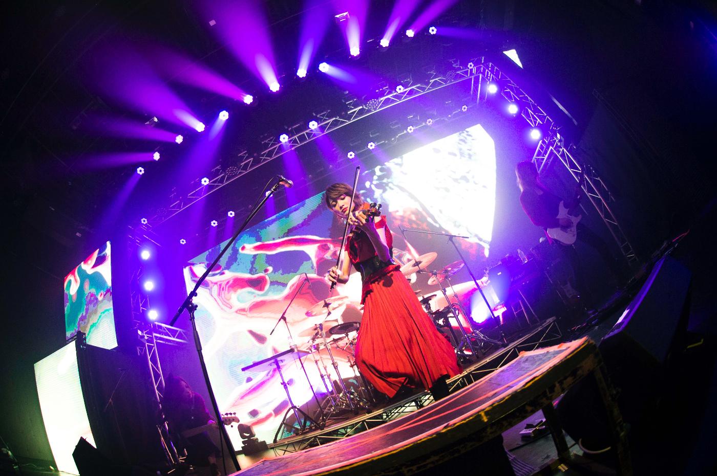 你们的女神,超高分小提琴演奏家Ayasa绚沙