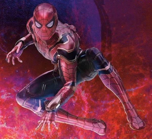 给一个屄屄我看看_《复联3》蜘蛛侠为何看上去一脸懵逼?除了灭霸,还有其他原因