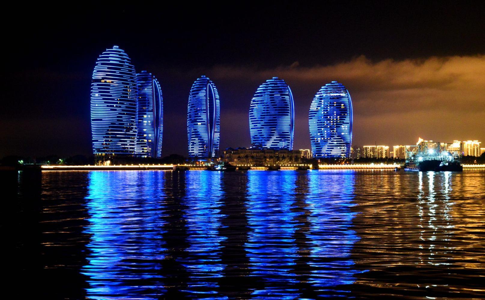 最美_中国十大最美夜景之城,你希望在哪个城市生活?