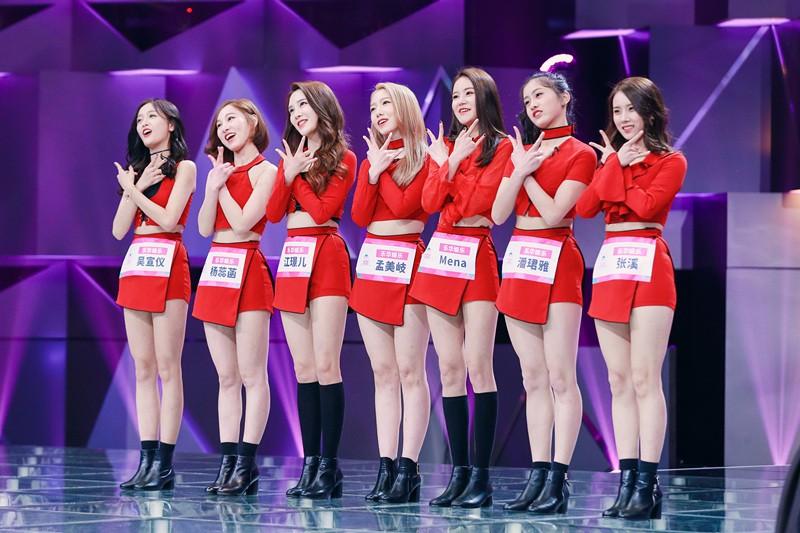 101女团排名_国内首档女团青春成长节目《创造101》于4月21日播出.