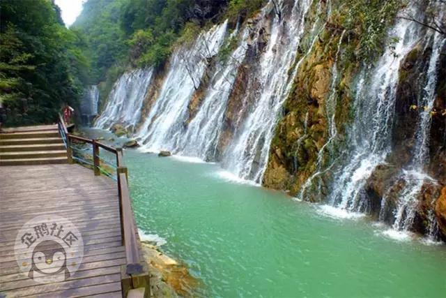 壁紙 風景 旅游 瀑布 山水 桌面 640_427