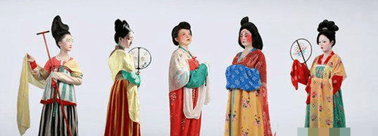 中國古代各朝代服飾