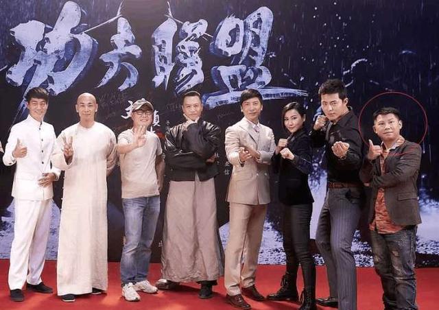 何云伟和月月_何云伟约导演刘镇伟吃饭, 两人合作功夫片即将上映!