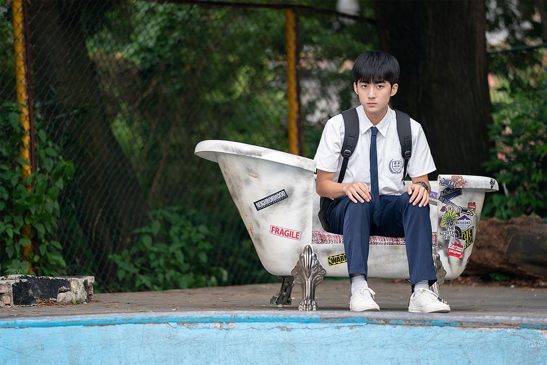 《极限17:滑魂》热血开播 郭子凡首次挑战抑郁症少年