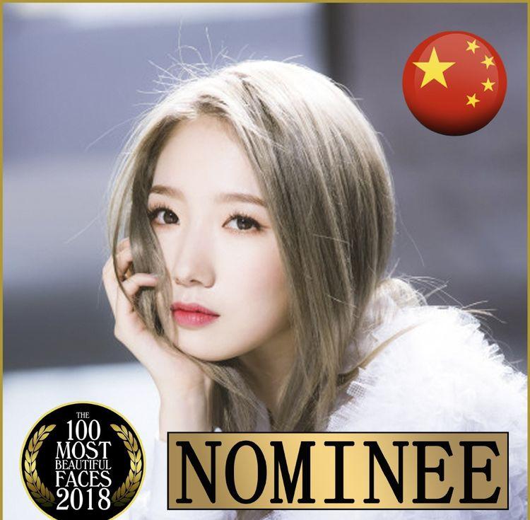 亚洲100最美面孔_最美名单很多人都无法接受外国人的面孔,这个亚太地区应该就符合亚洲