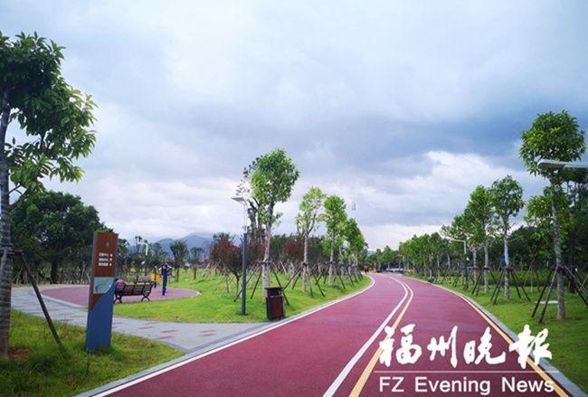 地公园_福清湿地公园a段休闲步道