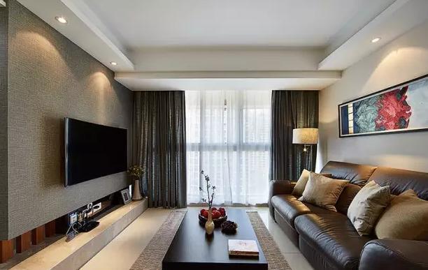 89平新房进门还有客卧,8万搞定简约两室一厅?附全屋装修清单!