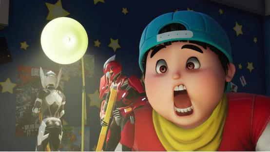 《鋼鐵飛龍2龍魂覺醒》震撼回歸!兒童成長必看的英雄動畫片