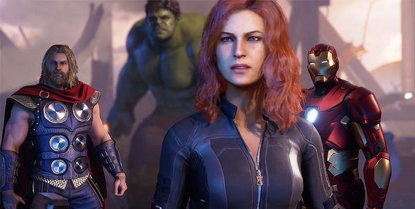 《漫威复仇者》开发商确认游戏宇宙含惊奇队长