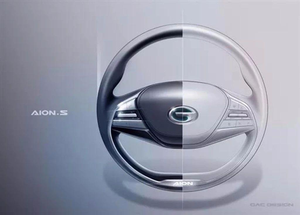 够潮够酷够科技!广汽新能源Aion S内饰曝光 今日预售