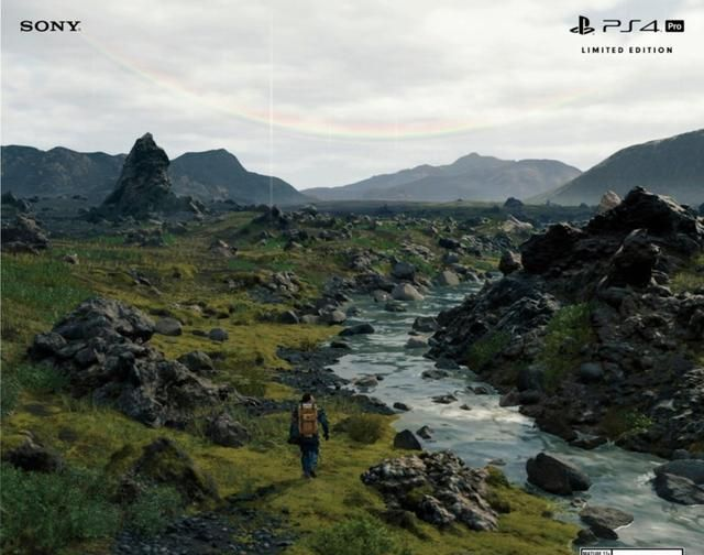 PS4《死亡搁浅》游戏容量曝光 需要55GB硬盘空间