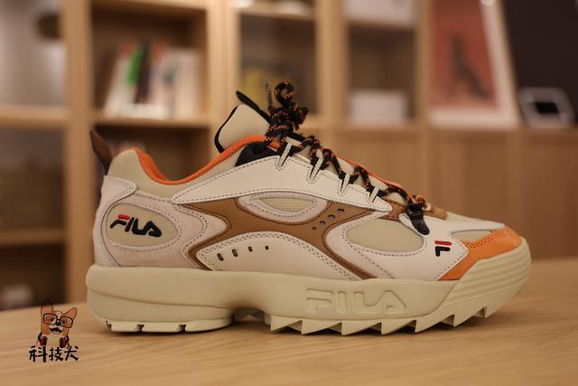 FILA Boveasorus X Disruptor 男士时尚老爹鞋图赏:好看吗?