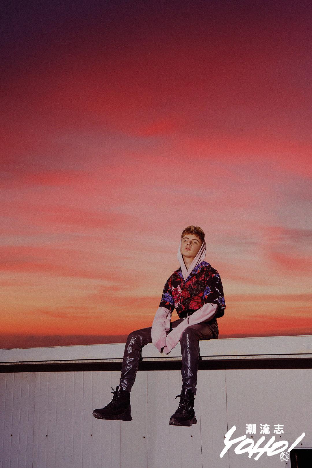 《YOHO!潮流志》全新⼀期POP STAR内页独家释出
