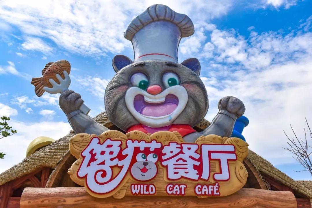 无锡融创乐园正确打开方式,这里还是国内唯一的江南主题乐园哦
