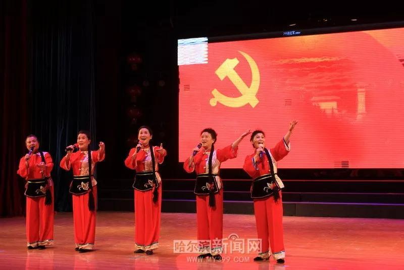 """""""我和我的祖国哈尔滨网络摄影大赛""""作品展示三"""