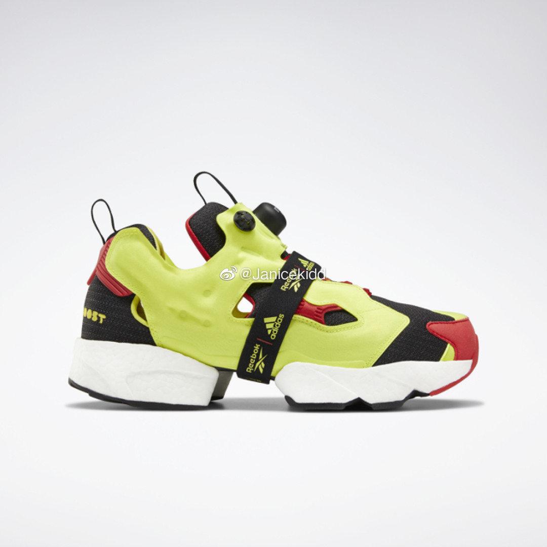 Reebok X adidas 两大运动品牌联名