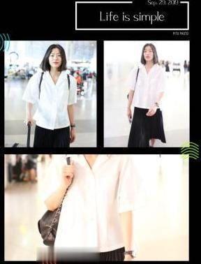 """手拿包太小不方便,聪明女人选择""""双肩包"""",实用舒适又潮流"""