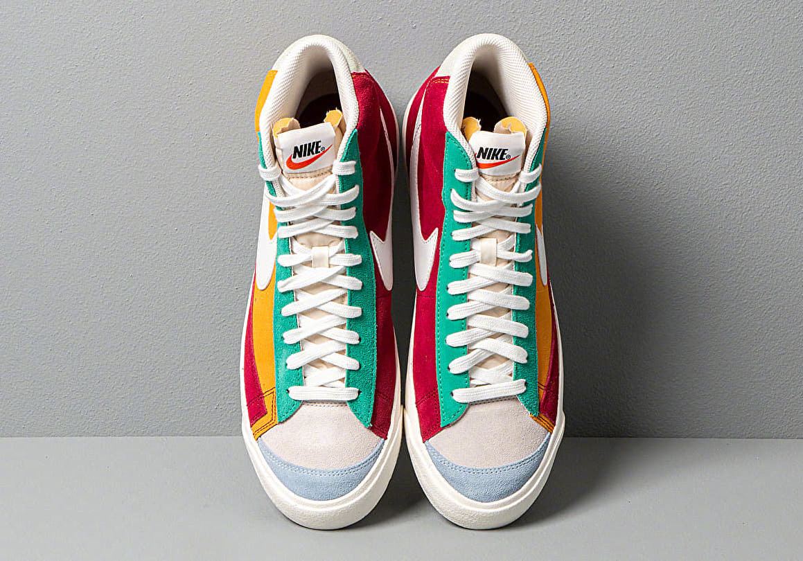 "Nike Blazer Mid 77 Vintage ""Multi Suede"""
