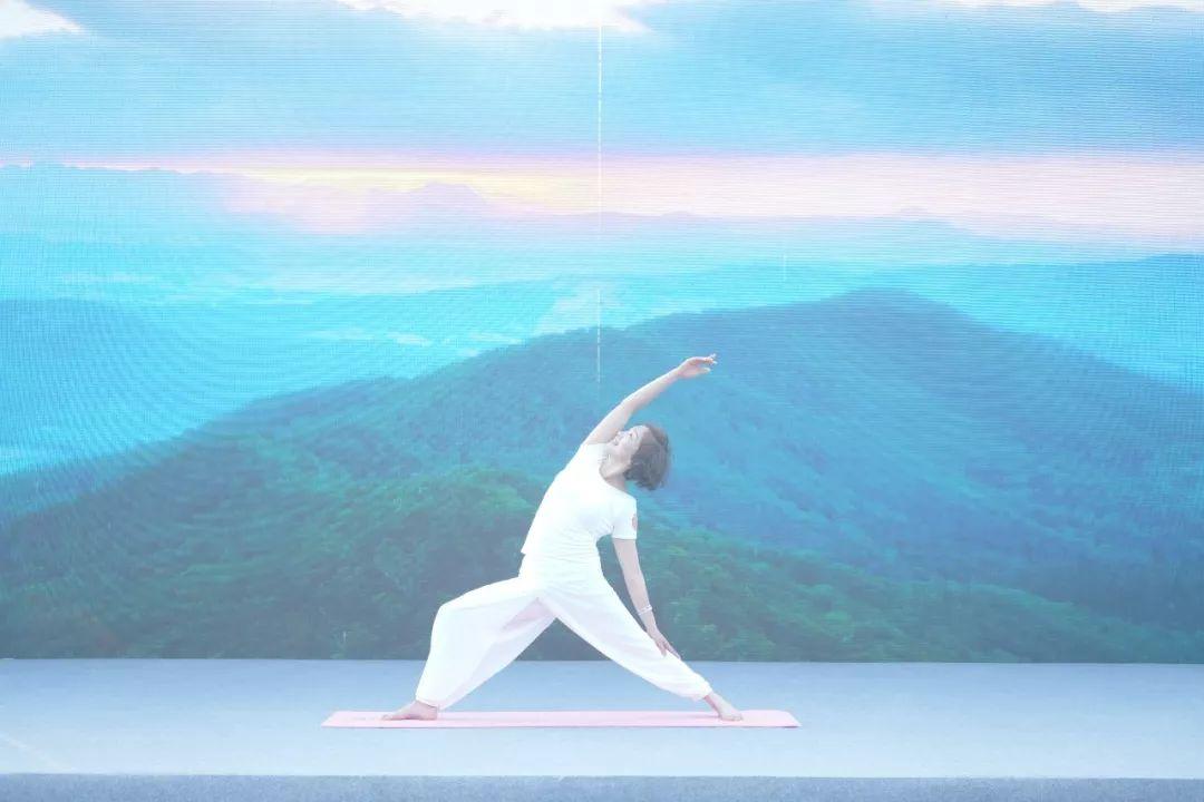 健康中國瑜伽新秀大賽(武漢站)圓滿落幕!驚喜不斷,精彩不停!圖片