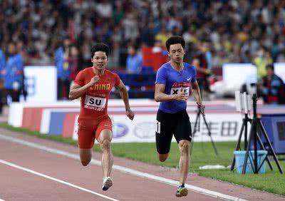 9秒91!苏炳添让日本20年梦想破灭,见证中国速度,太厉害了