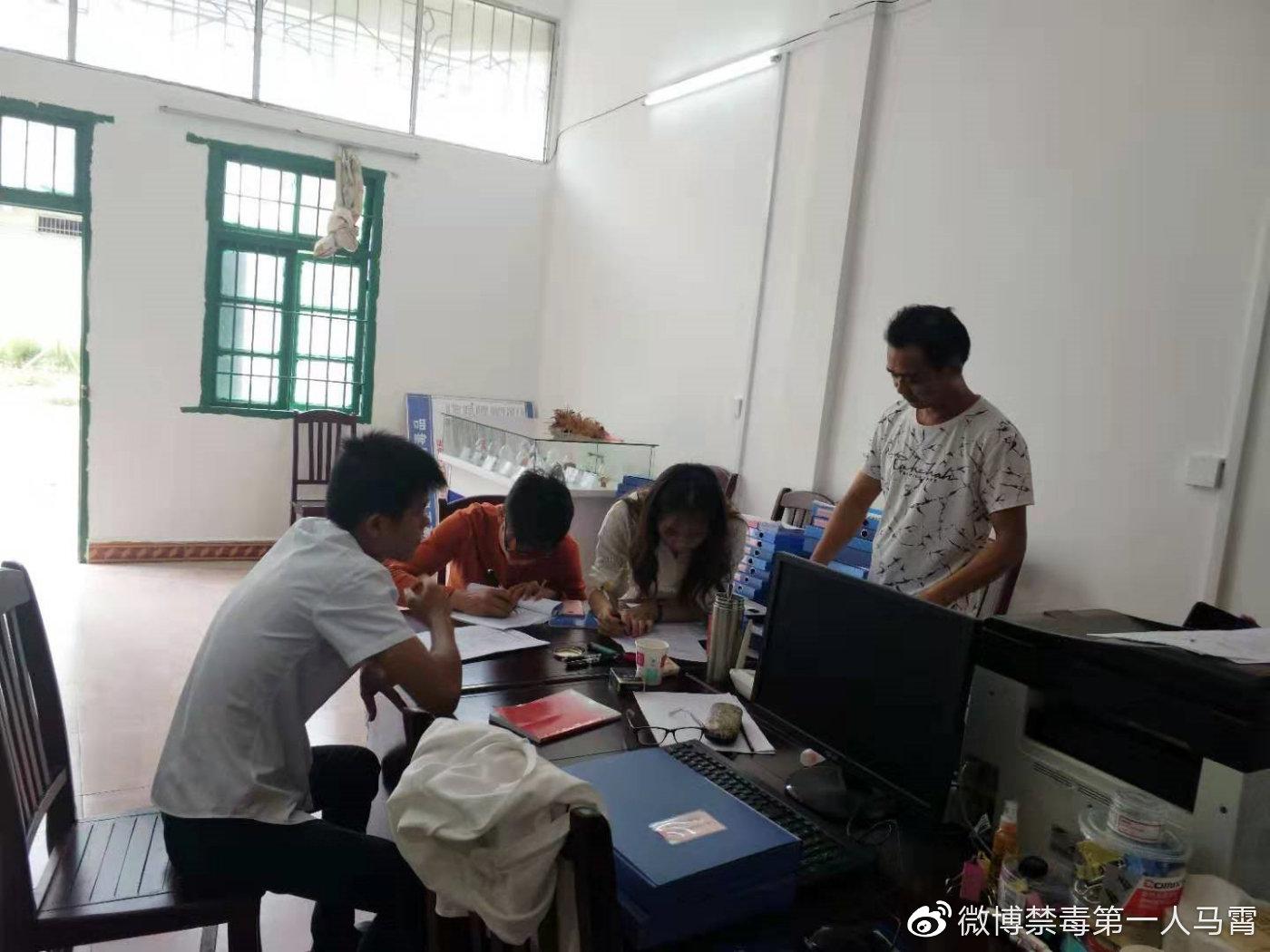 来宾市:兴宾区小平阳镇2019年社区戒毒社区康复执行率达百分之百!