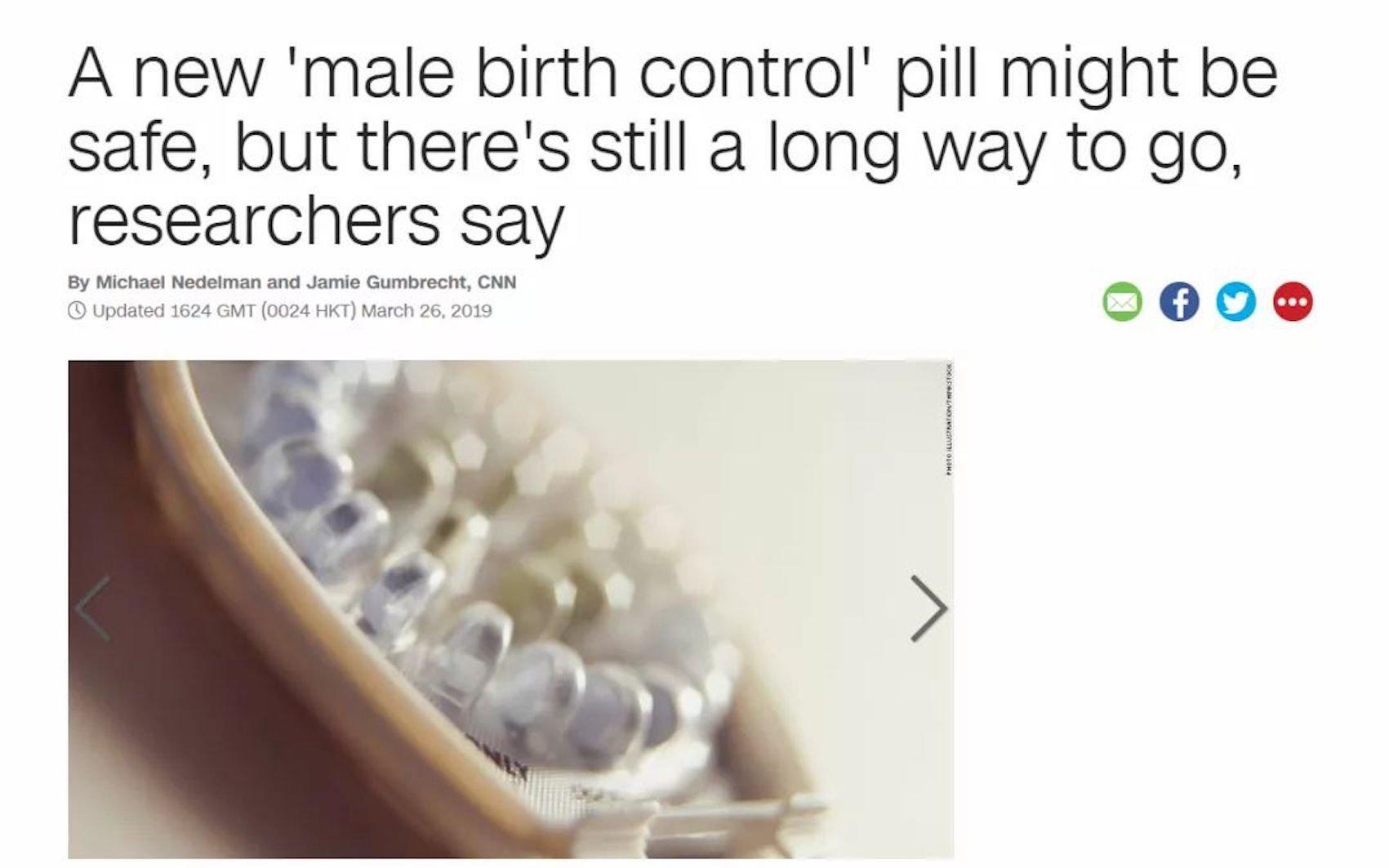 4億中國女性的喪偶式避孕:男人戴套,不如女人吃藥?