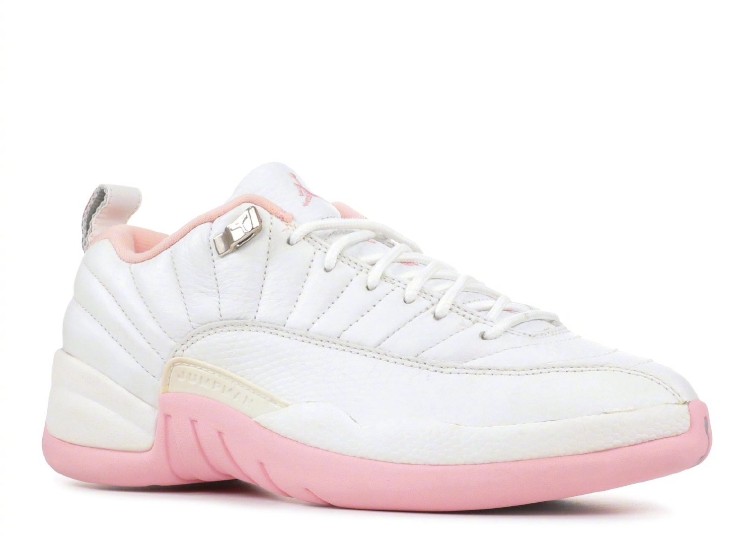 new styles 8a1a4 b0bb7 Air Jordan 12 Low Pink 15年前的今天发售~images FlightClub_新浪网