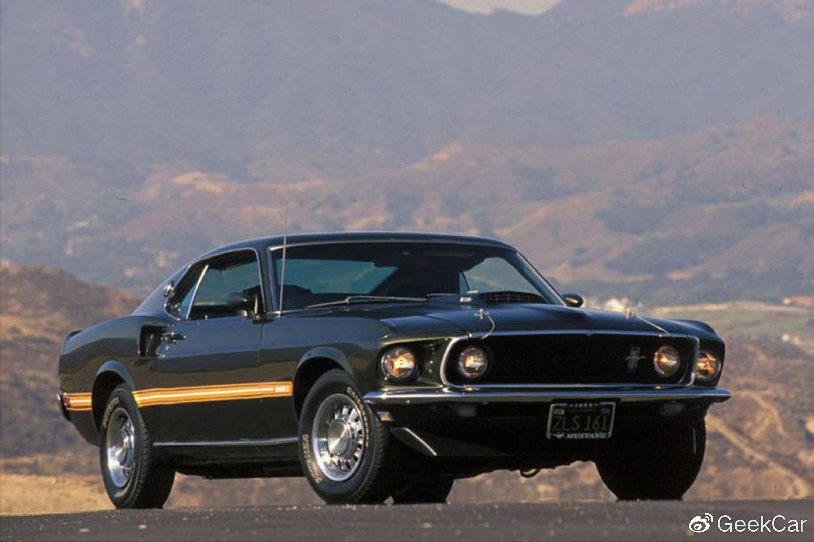福特首款全球电动车型正式命名 Mustang Mach-E