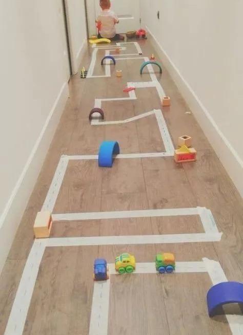 几十个小游戏,帮你应付在家宅疯的熊孩子,全网爸妈超爱!