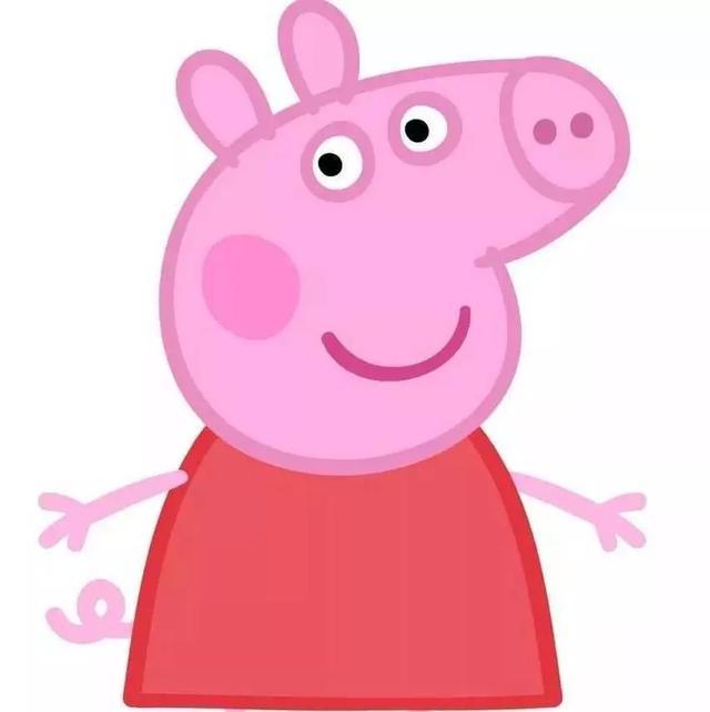 猪妈妈_小猪佩奇:猪爸爸和猪妈妈相濡以沫,互相尊重,是因为佩奇?