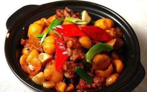 8种板栗的美食菜谱超实用 每天必吃的坚果炒进菜里!