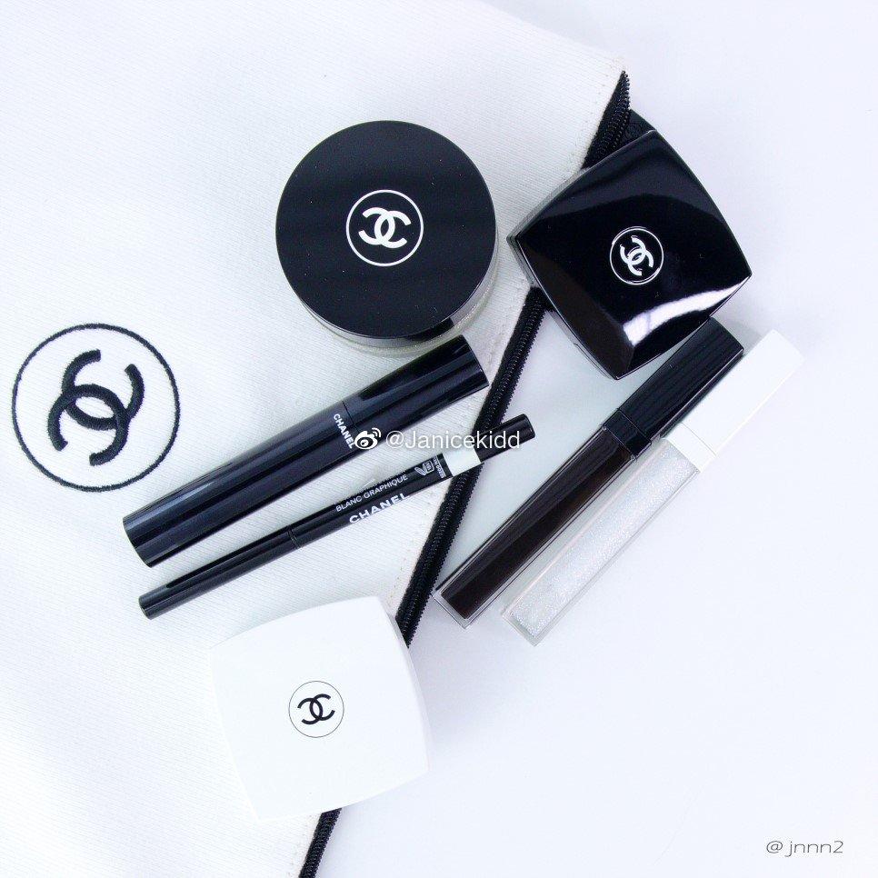 online store 8b76b 2a41f Chanel 2019秋冬限定系列彩妆试色分享|啫喱|唇蜜|睫毛膏_新浪网