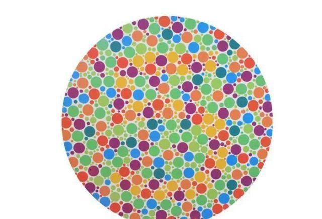 色盲怎么办_看不出,可能就是色盲了