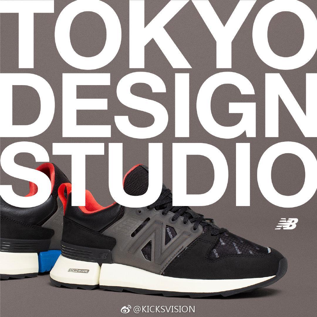 New Balance 日本设计师团队Tokyo Design Studio (以下简称TDS)最|鞋履