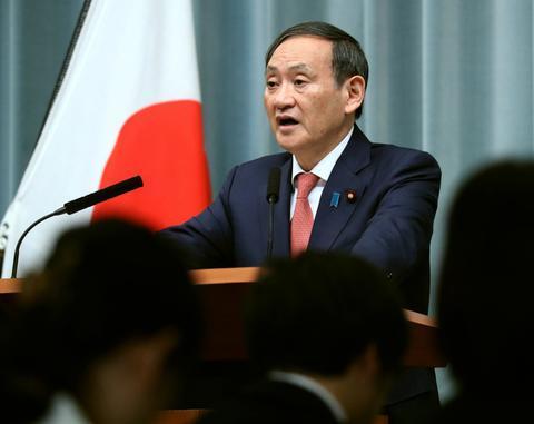 日本内阁官房长官菅义伟宣布日本重启商业捕鲸(朝日新闻)