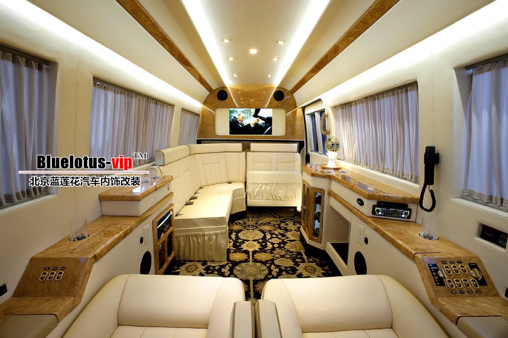 斯賓特324,524改裝房車內飾 高端品質內飾定制服務圖片