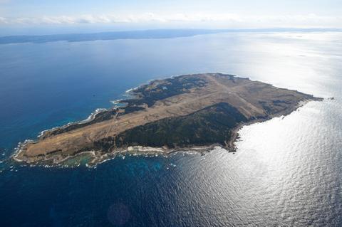 马毛岛(朝日新闻)