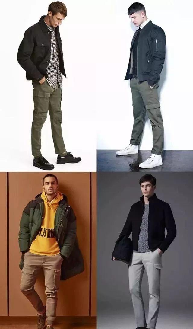 男人衣柜里都应该必备的10条裤子