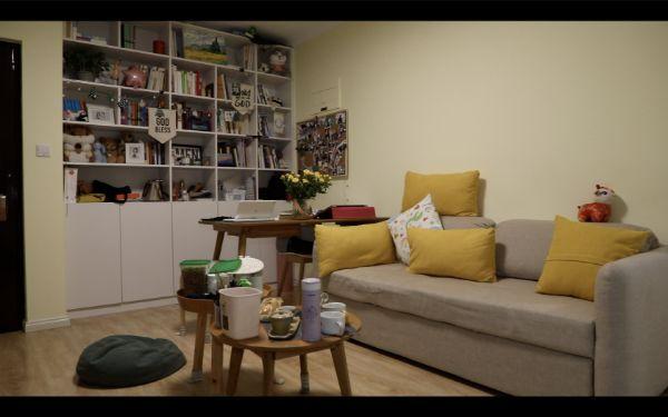 珊珊的家。视频截图