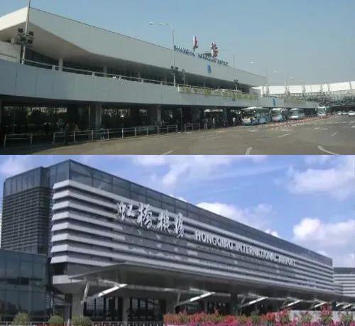 上世紀九十年代初建造的虹橋機場一號航站樓,在2018年已經翻修完畢,煥然一新投入使用