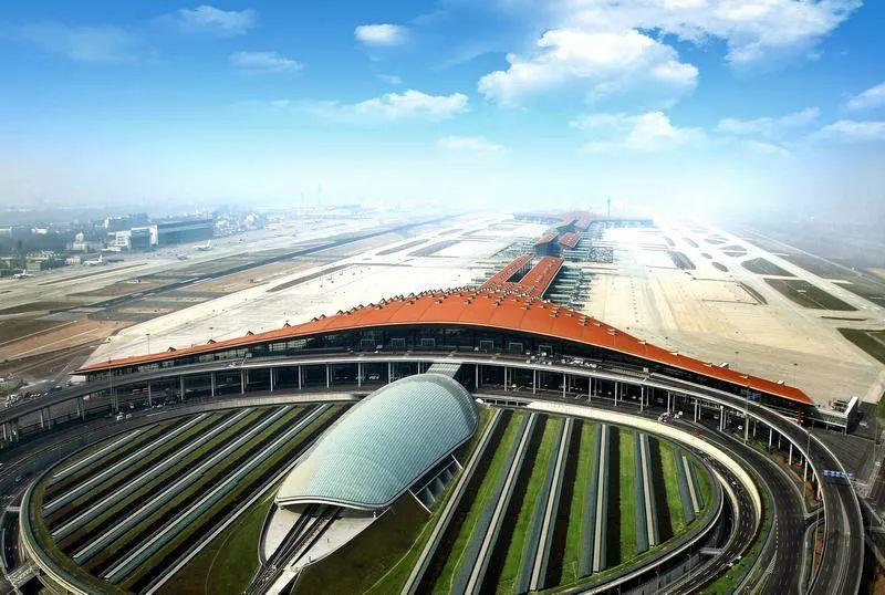 北京首都机场三号航站楼