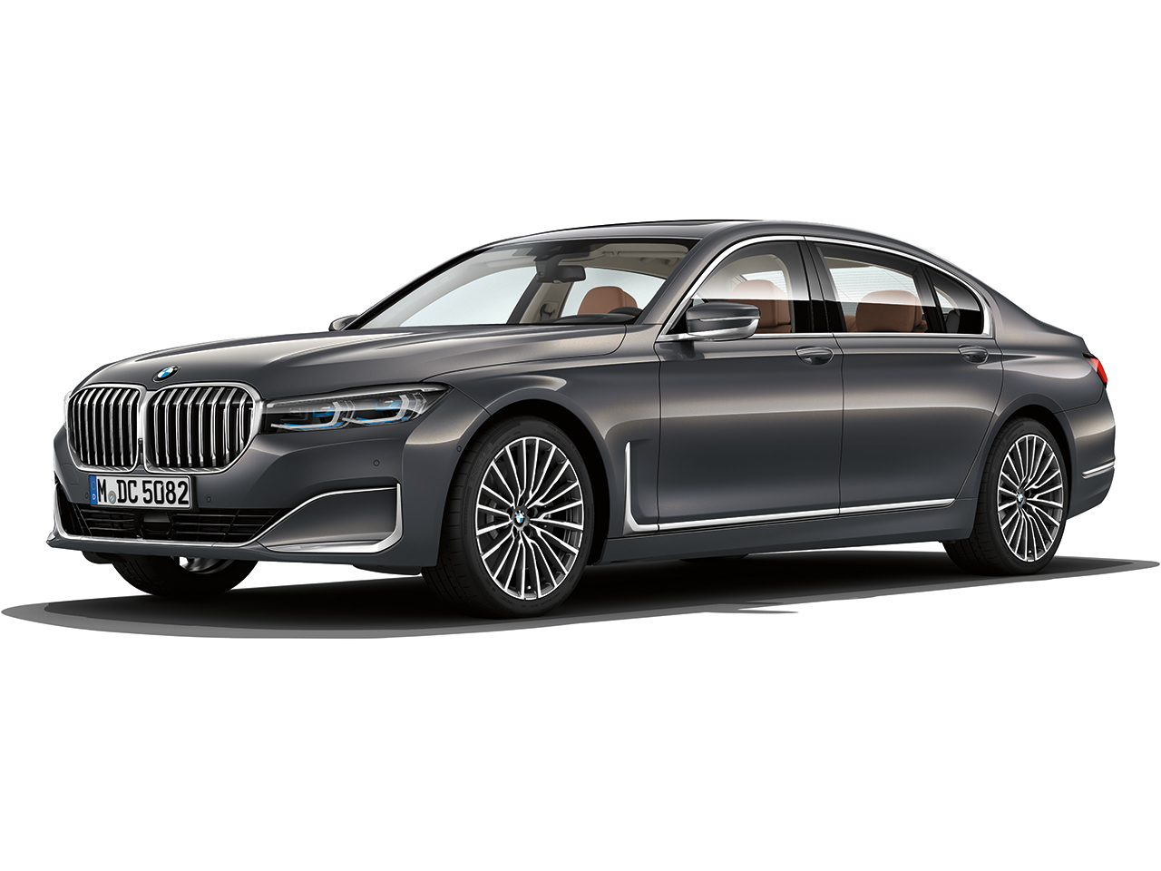 宝马豪华轿车_新BMW7系5月24日上市,宝马加强大型豪华车攻势|豪华车|宝马|攻势 ...