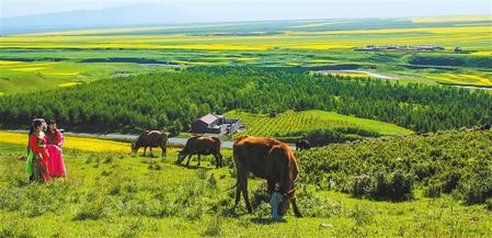 祁连山下的绿色蝶变——张掖市生态环境整治与绿色转型发展综述