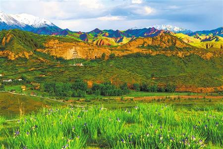 祁連山下的綠色蝶變——張掖市生態環境整治與綠色轉型發展綜述