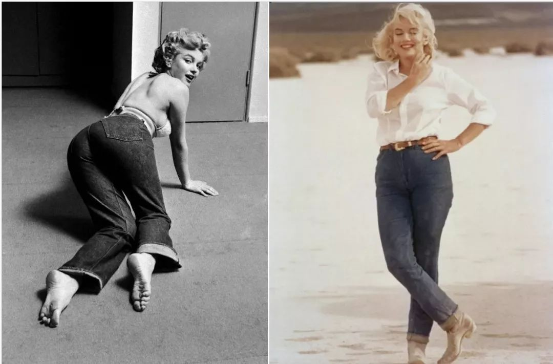 《牛仔裤流行简史》